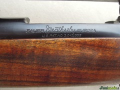Sauer WEATHERBY EUROPA .300 Weatherby Magnum