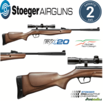 STOEGER RX20 DYNAMIC WOOD COMBO
