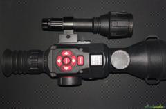 VISORE NOTTURNO DIGITALE CANNOCCHIALE ATN X-SIGHT II HD 5-20X USATO