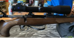 CZ | Ceska Zbrojovka 550 - Zeiss 7x64mm Brenneke