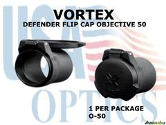 Vortex Defender Flip Cap 50mm