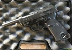 Walther | Carl P1 9x21mm IMI