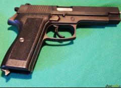Bernardelli p018 7.65x22mm Parabellum  |  7.65x22mm Luger  | .30 Luger