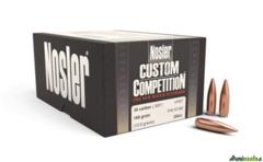 palle 308 Nosler custom competition 168 hpbt