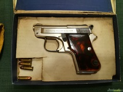Beretta 950 B .25 ACP  |  6.35 mm Browning