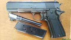 Llama IX-A Bull .45 Hirtenberger  | .45 Italian  | .45 Automatic Short