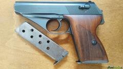 Mauser HSC .32 ACP  |  7.65x17mm Browning SR