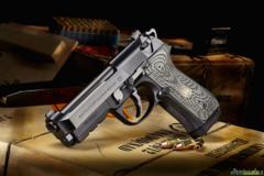 Beretta WC 92 G CENTURION TACTICAL WILSON COMBAT  9x21mm IMI
