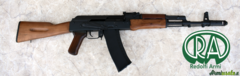 Carabina AK47 ISD BULGARIA BSR74 cal 5.45×39 nato in semiauto ARMI NUOVE