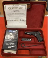 Walther | Carl PP Last Edition .32 ACP  |  7.65x17mm Browning SR