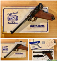 Mauser Parabellum 7.65x22mm Parabellum  |  7.65x22mm Luger  | .30 Luger