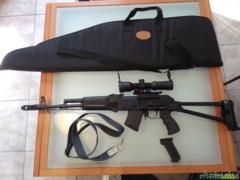 IZHMASH M3 exp01 7.62x39mm