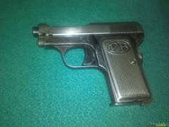Beretta 1919 .25 ACP  |  6.35 mm Browning