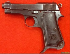 Beretta 34 .380 ACP    9x17mm Browning Short