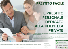 Finanziamenti a Dipendenti Statali - Pubblici - Privati