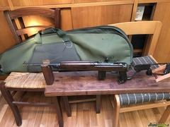 Winchester INLAND carabina m1 paratrooper originale .30 Carbine