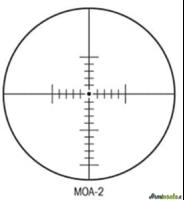 Sightron S-TAC 4-20x50 pari al nuovo perfetto